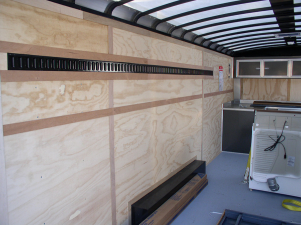 Trailer as Purchased - Before