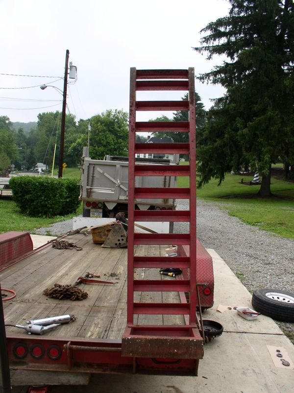 Flatbed Ramp Extensions