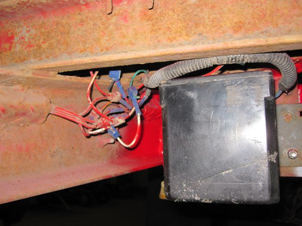 Trailer Electrical Repair on Aluminum Electrical Wiring Fire