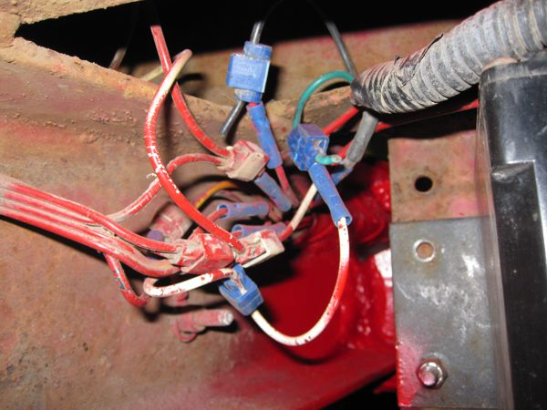 Wiring As Found